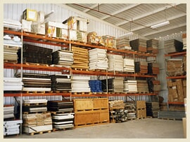 Wide Range Of Storage Services