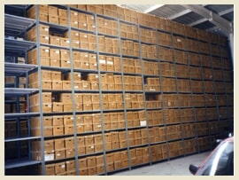 Century Storage Ltd - archive storage