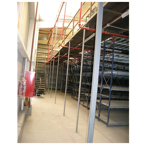 Commercial Logistical Storage